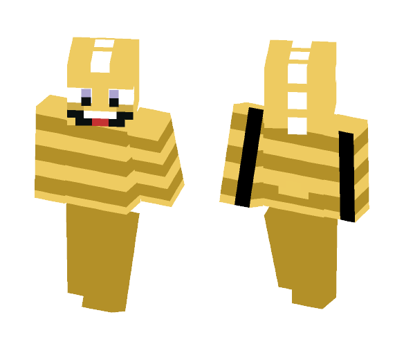 Monster Kid | Undertale - Other Minecraft Skins - image 1