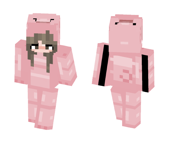 pigs | my cereal - Female Minecraft Skins - image 1