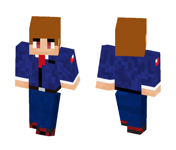 Harvey Specter (Suits) - Male Minecraft Skins - image 1