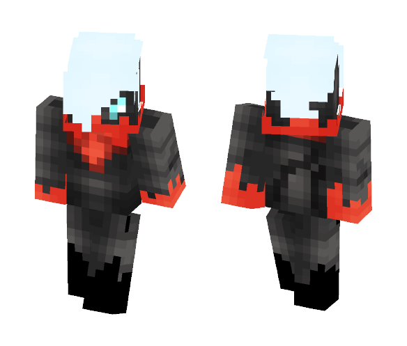 Darkrai - Other Minecraft Skins - image 1