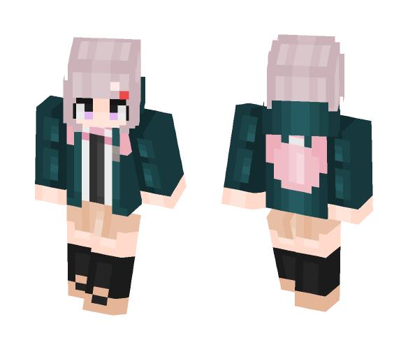 Chiaki Nanami / Danganronpa - Female Minecraft Skins - image 1