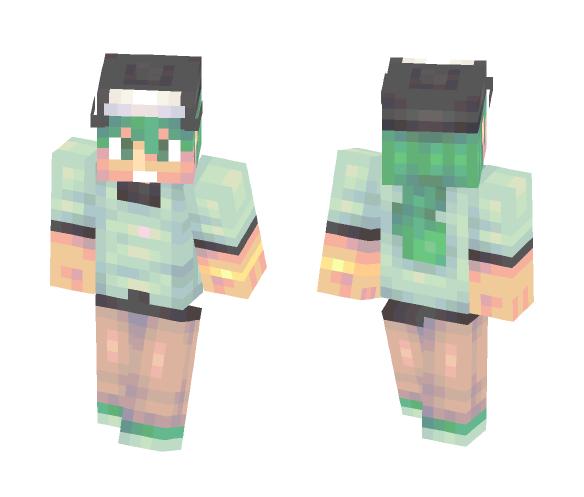 N Harmonia - Male Minecraft Skins - image 1