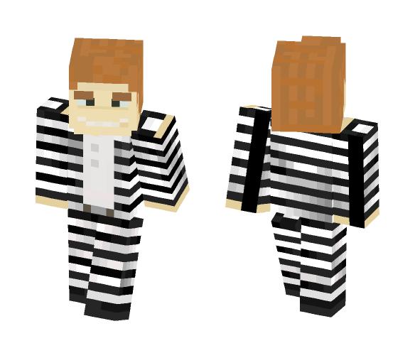 Jerome Valeska - Gotham - Male Minecraft Skins - image 1
