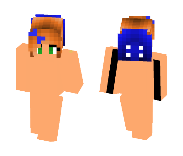 Unfinished Skin For Bff X3 - Female Minecraft Skins - image 1