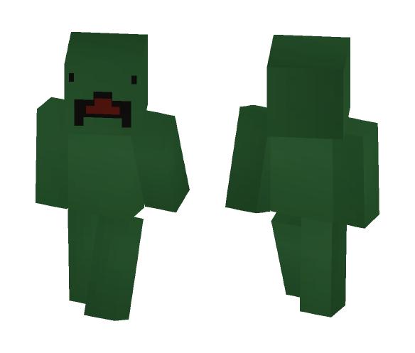 Unturned Zombie Normal - Interchangeable Minecraft Skins - image 1
