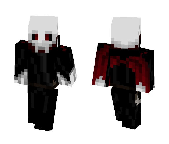 Reaper w/o Hood - Other Minecraft Skins - image 1