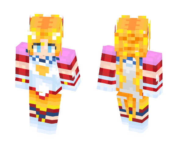 Sailor Moon Eternal - Female Minecraft Skins - image 1