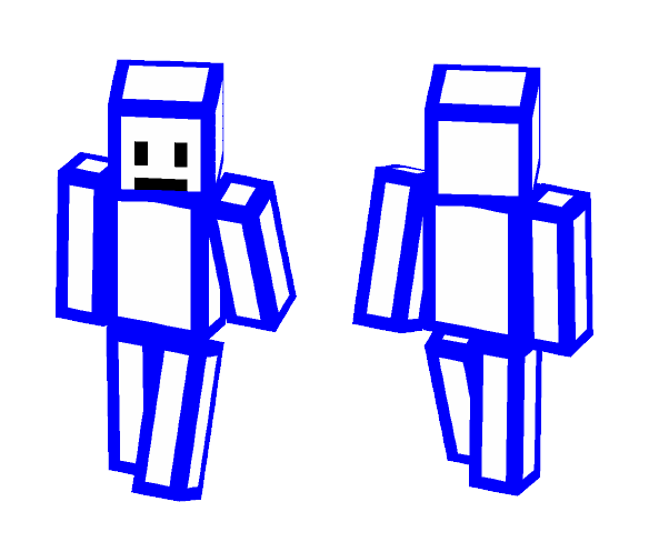 didgital man - Male Minecraft Skins - image 1