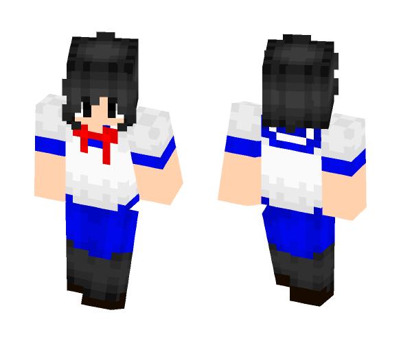 -=Ayano Aishi (Yandere-Chan)=- - Female Minecraft Skins - image 1
