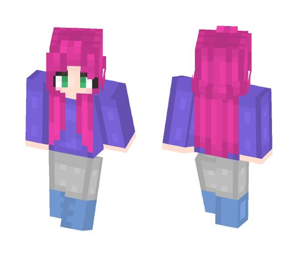 I tried something new - Female Minecraft Skins - image 1