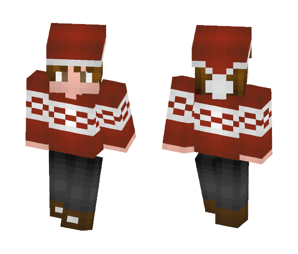 christmas skin christmas minecraft skins image 1 - Christmas Skins For Minecraft