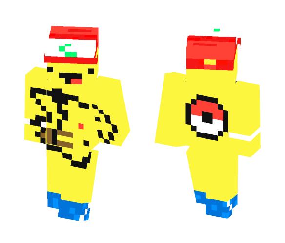 derpy trainer (updated) - Male Minecraft Skins - image 1
