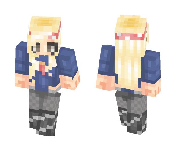 Lady Gaga - Judas - Second Outfit - Female Minecraft Skins - image 1