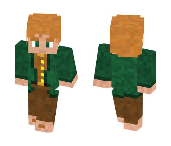 LotC Halfling - Male Minecraft Skins - image 1