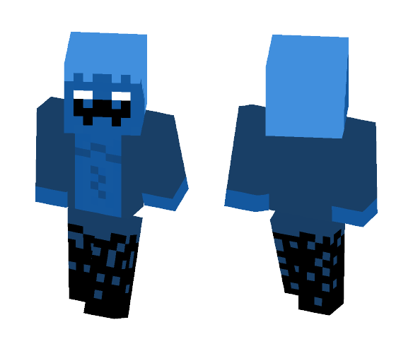 Jack Frost - Male Minecraft Skins - image 1
