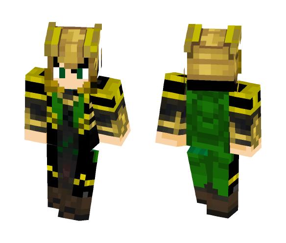 Minecraft Skins: Download Loki Minecraft Skin For Free. SuperMinecraftSkins