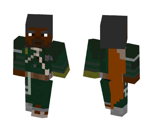 Saw Gerrera -Star Wars Rogue One - Male Minecraft Skins - image 1