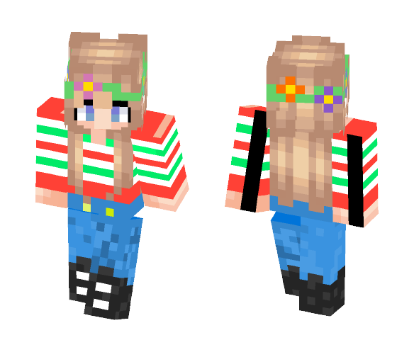 Minecraft Christmas Skins.Download My Personal Christmas Skin Minecraft Skin For