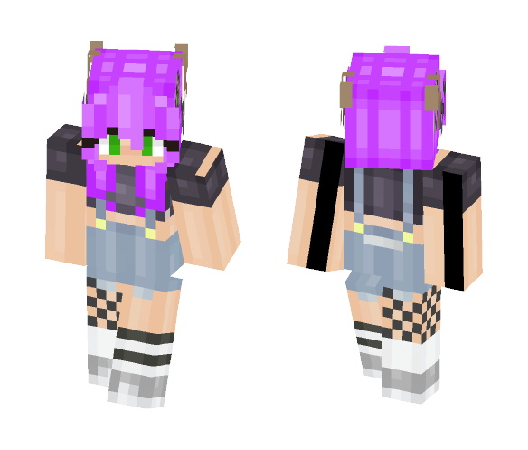 Little Pixie!! Made By Charlie~ - Female Minecraft Skins - image 1