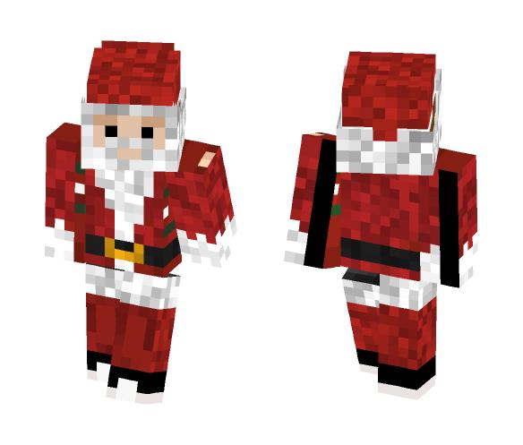 Christmas Minecraft Santa.Download Christmas Santa Minecraft Skin For Free