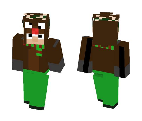 REINDEER DALE (SMILE inc.) 2016 - Male Minecraft Skins - image 1