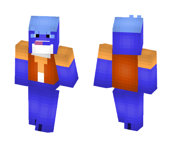 Dave | Scaredy Squirrel - Male Minecraft Skins - image 1