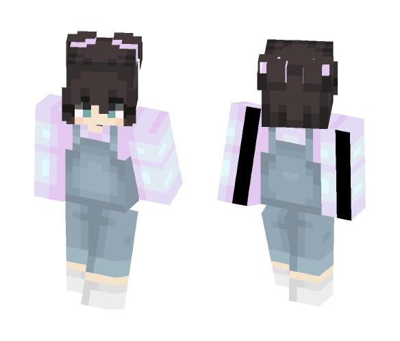 Dazzle - Female Minecraft Skins - image 1