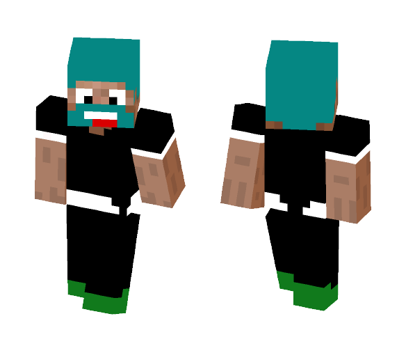2nd skin - Male Minecraft Skins - image 1