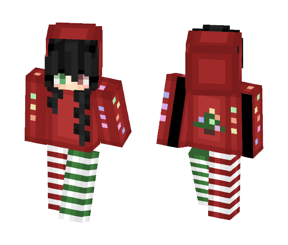 it's that time of year.. ♥ - Female Minecraft Skins - image 1