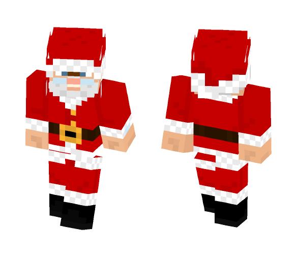 Santa Claus / Le Père Noël - Male Minecraft Skins - image 1