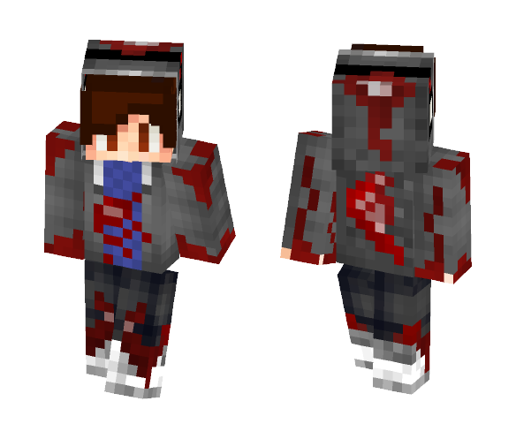 Blooded_sky_ - Male Minecraft Skins - image 1