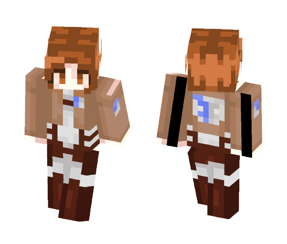 Download A O T Petra Ral Minecraft Skin For Free