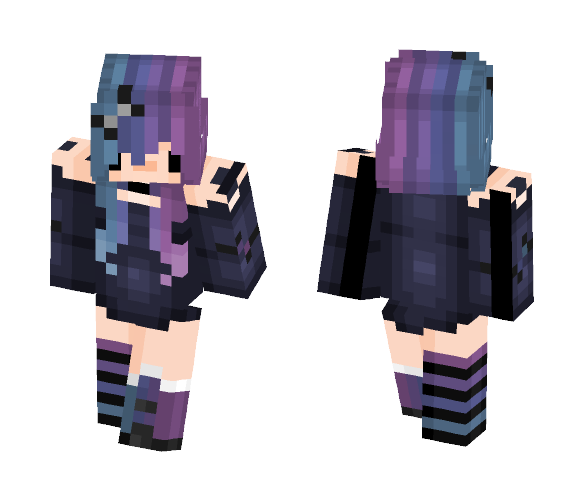 Carissa~Chibi Series - Male Minecraft Skins - image 1