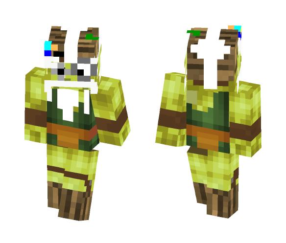 Download Samos Hagai The Sage Minecraft Skin For Free Superminecraftskins