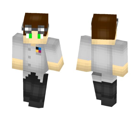 Lab Coat - Male Minecraft Skins - image 1