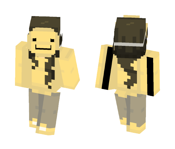 Smile for the Camera ♥︎ - Female Minecraft Skins - image 1