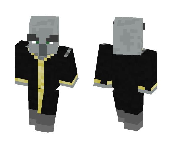 Illager Evoker (Alex Template) - Other Minecraft Skins - image 1
