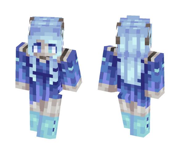 Lua // OC -edited- // -again- - Female Minecraft Skins - image 1