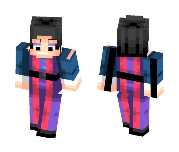 Rotten Robbie - Male Minecraft Skins - image 1