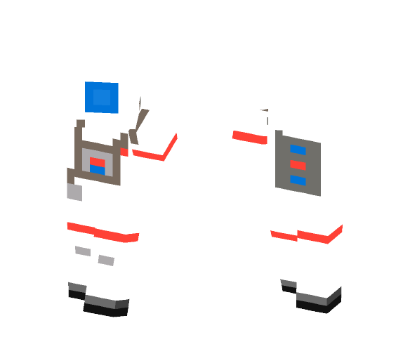 NASA ASTRONOT - Male Minecraft Skins - image 1