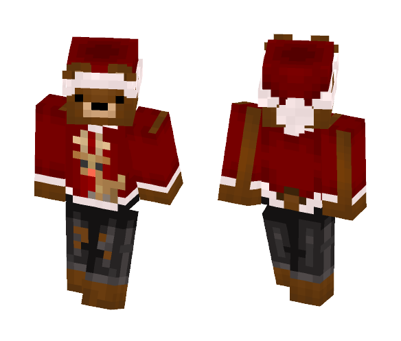 x for my Grizzly x - Male Minecraft Skins - image 1