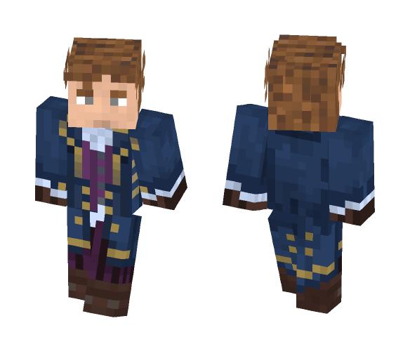 18th Century Formal Jacket - Male Minecraft Skins - image 1