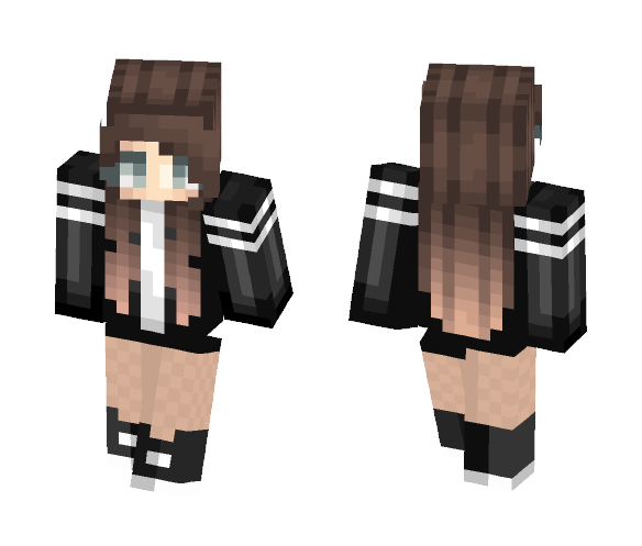 When you can't be original - Female Minecraft Skins - image 1