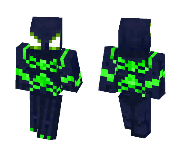 Bone Spider - Male Minecraft Skins - image 1