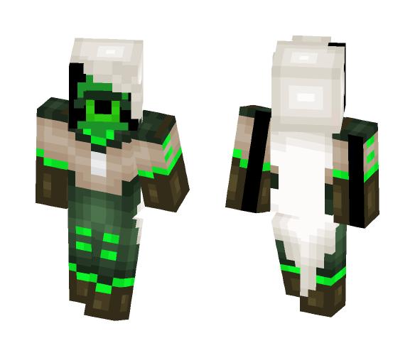 Healed Centipeetle - Female Minecraft Skins - image 1