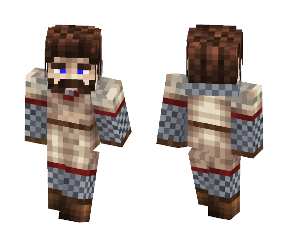 The Legendary Mustage Squire - Male Minecraft Skins - image 1