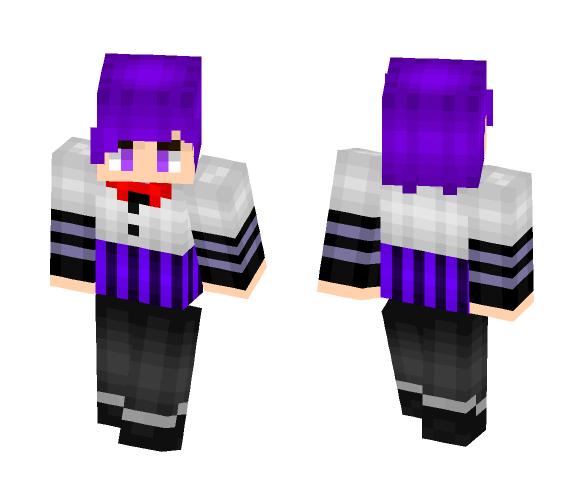-=Human Bonnie=- - Male Minecraft Skins - image 1