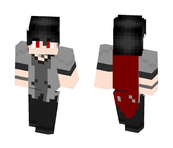 Qrow Brawen (RWBY) - Male Minecraft Skins - image 1