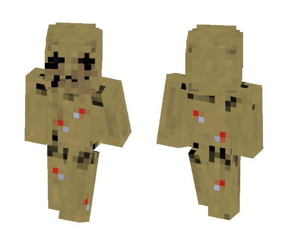 Download Voodoo Doll Minecraft Skin for Free