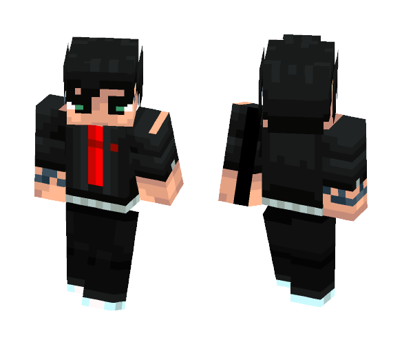 Billie Joe Armstrong - Other Minecraft Skins - image 1